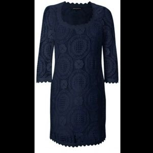 French Connection Lark Rise Lace Dress size 4 NWT